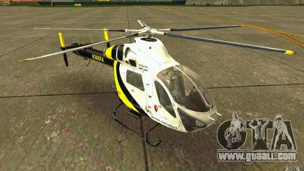 MD 902 Explorer for GTA San Andreas