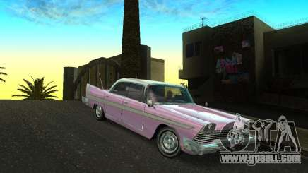 Plymouth Belvedere for GTA San Andreas