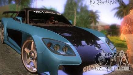 Mazda RX 7 Veil Side for GTA San Andreas