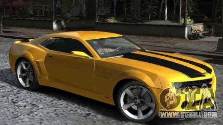 Chevrolet Camaro concept 2007 for GTA 4