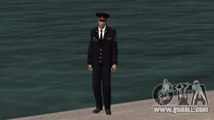 The INTERIOR MINISTRY Officer for GTA San Andreas