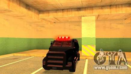 Swat III Securica for GTA San Andreas