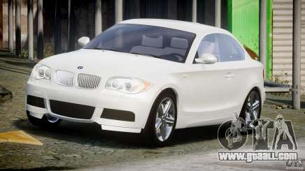 BMW 135i Coupe 2009 [Final] for GTA 4