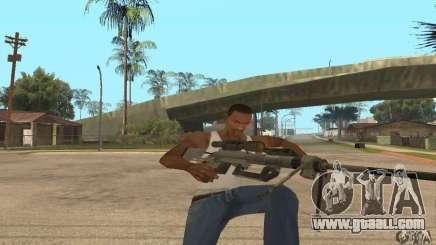 Intervenšn from Call Of Duty Modern Warfare 2 for GTA San Andreas