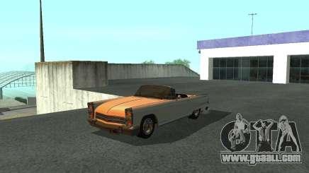 Peyote from GTA 4 for GTA San Andreas