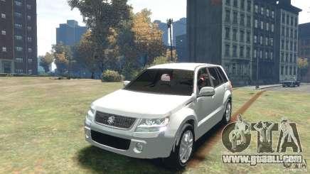 Suzuki Grand Vitara for GTA 4