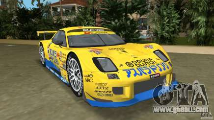 Mazda Re-Amemiya RX7 FD3S Super GT for GTA Vice City