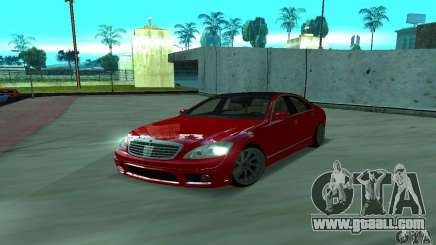 Mercedes-Benz S65 AMG Estate Edition for GTA San Andreas