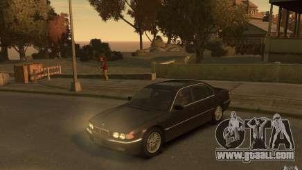 BMW 750iL (E38) v.3 for GTA 4