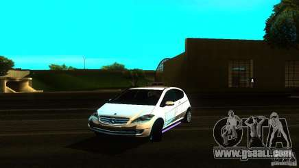 Mercedes-Benz A200 Turbo for GTA San Andreas