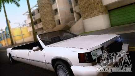 Stretch Cabrio for GTA San Andreas