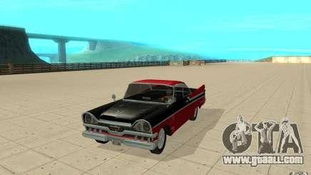 Dodge Lancer 1957 for GTA San Andreas