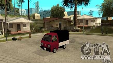 Suzuki Carry Kamyonet for GTA San Andreas