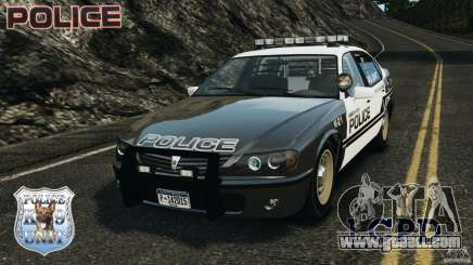 LCPD K9 Unit for GTA 4