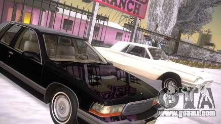 Buick Roadmaster 1996 for GTA San Andreas