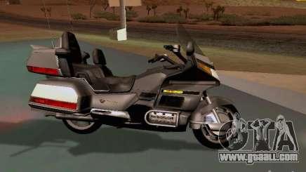 Honda Goldwing GL 1500 1990 g. for GTA San Andreas