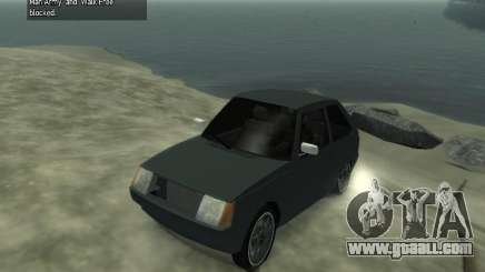 ZAZ 1102 Tavria for GTA 4