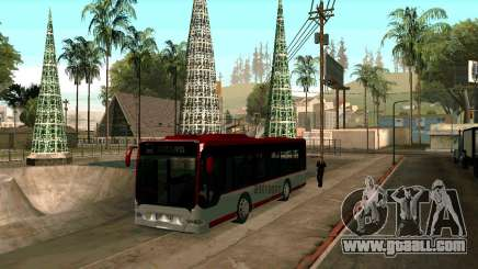 Mercedes-Benz Citaro K E5 for GTA San Andreas