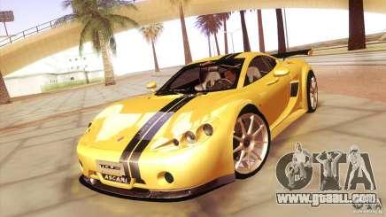 Ascari A10 for GTA San Andreas