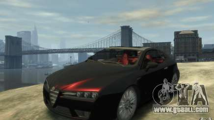 Alfa Romeo Brera for GTA 4