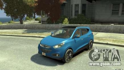 Hyundai IX35 2010 Beta for GTA 4