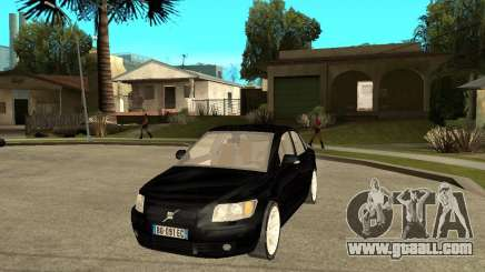 Volvo s40 t5 2008 for GTA San Andreas