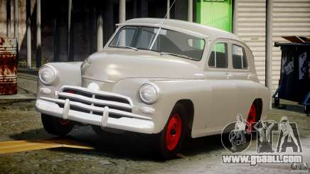 GAS M20V Winning American 1955 v1.0 for GTA 4