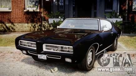 Pontiac GTO Judge for GTA 4