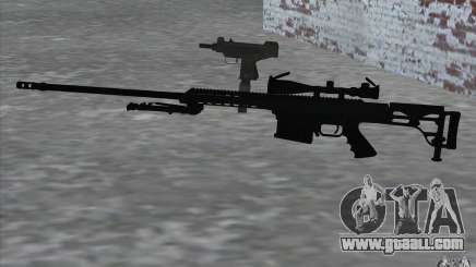 M98B for GTA San Andreas