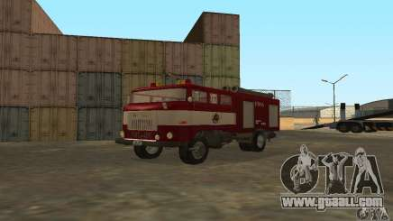 IFA Fire for GTA San Andreas
