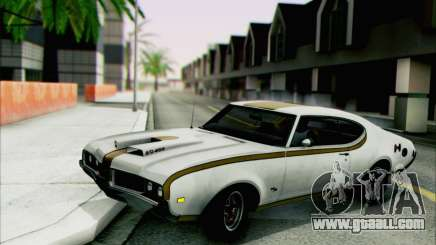 Oldsmobile Hurst/Olds 455 Holiday Coupe 1969 for GTA San Andreas