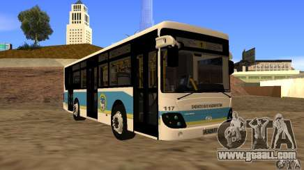 Daewoo Bus BC211MA Almaty for GTA San Andreas