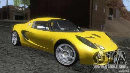 Lotus Elise for GTA San Andreas