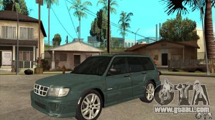 Subaru Forester for GTA San Andreas