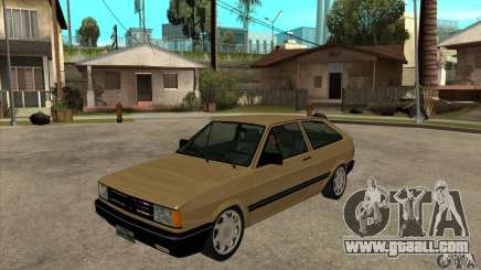 VW Gol GL 1.8 1989 for GTA San Andreas