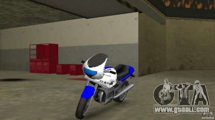 Suzuki GSX-R 600 beta 0.1 for GTA Vice City