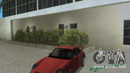 Porsche 911 GT3 for GTA Vice City