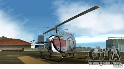 Bell 47 for GTA Vice City
