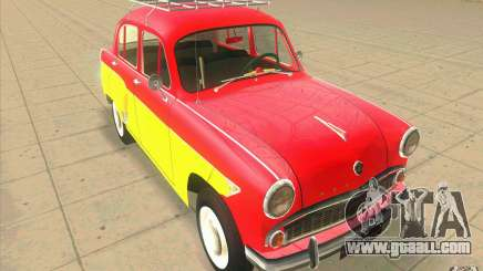 Moskvich 407 for GTA San Andreas