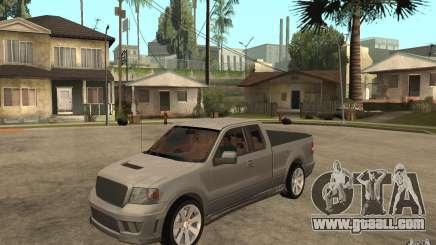 Saleen S331 Super Cab for GTA San Andreas