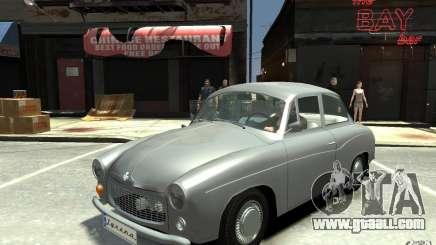 FSM Syrena 105 for GTA 4