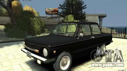 ZAZ 968 m for GTA 4
