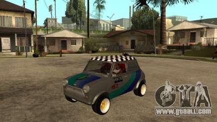 Mini Cooper for GTA San Andreas