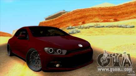 Volkswagen Sirocco for GTA San Andreas