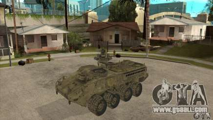 Stryker CDMW2 for GTA San Andreas
