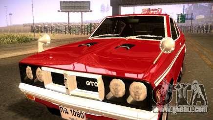 Mitsubishi Galant GTO-MR for GTA San Andreas