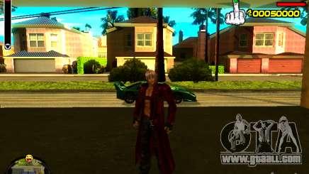 Dante for GTA San Andreas
