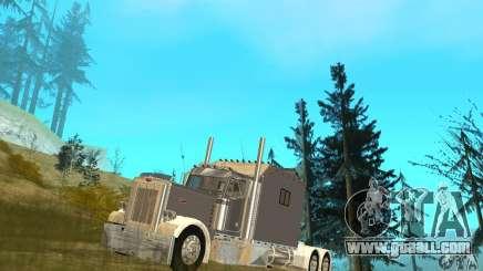 Peterbilt 379 Custom Legacy for GTA San Andreas