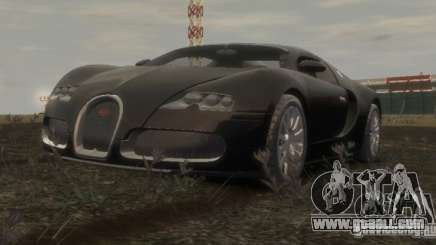 Bugatti Veyron 16.4 v3.1 for GTA 4