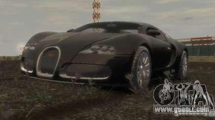 Bugatti Veyron 16.4 v3.1 for GTA 4